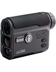 Bushnell The Truth with ClearShot 4 x 20 mm - Telémetro láser de caza