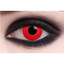 30 MODÈLES AU CHOIX lentilles pour halloween annuelles valables 1 an de couleur sans correction fantaisie crazy déguisement