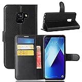 Funda® Capirotazo Billetera Samsung Galaxy A7(2018)