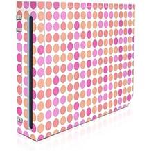 DecalGirl Nintendo Wii Skin Design Aufkleber Schutzfolie Sticker - Big Dots Peach