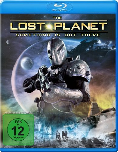 The Lost Planet: Something is Out There [Blu-ray]
