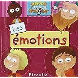 Mon premier imagier/les émotions