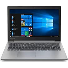 Lenovo Ideapad 330E 15.6-inch  Laptop (Core i3-7020U/4GB DDR4/1TB HDD/Windows 10/Integrated Graphic), Platinum Grey