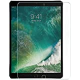 MoArmouz® Go - IPad Pro 10.5 Screen Protector Double Shielding Tempered Glass/Apple Pencil Compatible/Case Friendly/2.5D Round Edge/Scratch Resistant Screen Protector For New IPad Pro 10.5 (2017)