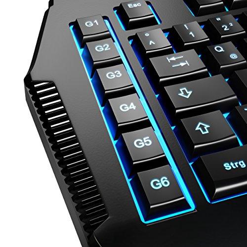 - Lioncast  Tastatur USB 4250541919286