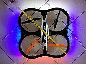 Xinxun X30V - RC RTF Quadrocopter Intruder UFO XXL mit Kamera, 4-Kanal, 2.4 GHz