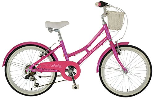 Claud Butler Mistral 20`` Girls Bike - 6 Speed (2016)