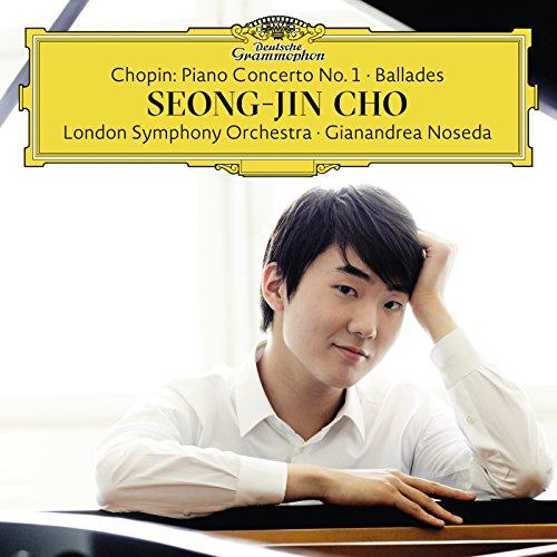 Chopin: Piano Concerto No. 1; Ballades