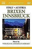 Italy - Austria : A Musical Journey : Brixen - Innsbruck [Reino Unido] [DVD]