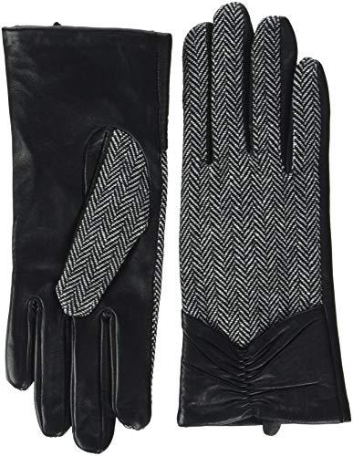 Morgan Damen 182-5LUCIE.A Handschuhe, Noir 100, Medium -