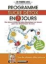 Programme sucre détox en 7 jours par Nys