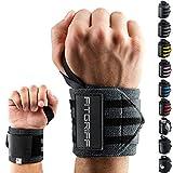 Fitgriff Handgelenk Bandagen [Wrist Wraps] 45 cm Handgelenkbandage für Fitness