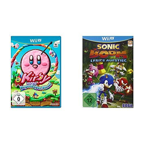 Kirby und der Regenbogen-Pinsel & Sonic Boom - Lyrics Aufstieg