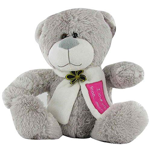 u Plüsch-Teddybär zum Muttertag, Höhe 25 cm ()
