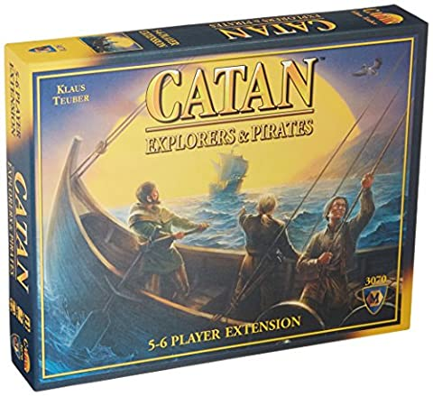 The Settlers 6 - The Settlers of Catan: Explorers and Pirates: