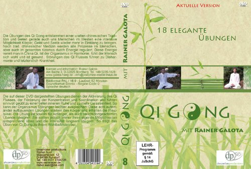 Qi Gong - 18 elegante Übungen