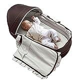 GUO Baby-Korb Portable Neonatale Lieferungen Auto Reise Portable Bed Crib