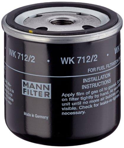 Preisvergleich Produktbild Mann Filter WK 712/2 Kraftstoffilter