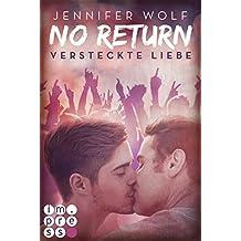 No Return 2: Versteckte Liebe (German Edition)