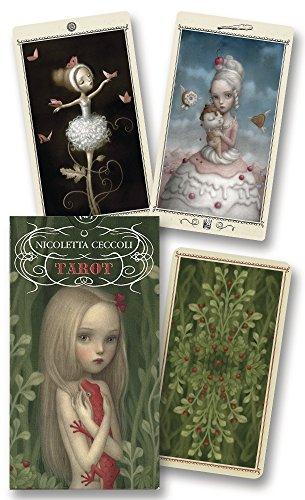 Ceccoli Tarot Deck por Nicoletta Ceccoli