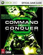 Command & Conquer 3 - Tiberium Wars (Xbox360): Prima Official Game Guide de Joe Grant Bell