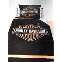 suchergebnis auf f r bettw sche harley davidson. Black Bedroom Furniture Sets. Home Design Ideas