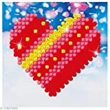 Needleart World DDS.007 Kit Loisirs Créatifs Résine, Multicolore, 7,6 x 7,6 cm