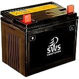 sofort einsatzbereite Batterie für alle MTD Rasentraktoren 12 V 16Ah 280 für MTD und andere Aufsitzmäher