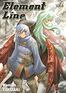 Element Line Edition simple Tome 6