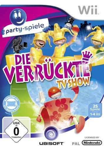 Ubisoft Die verrückte TV Show - Party Spiele