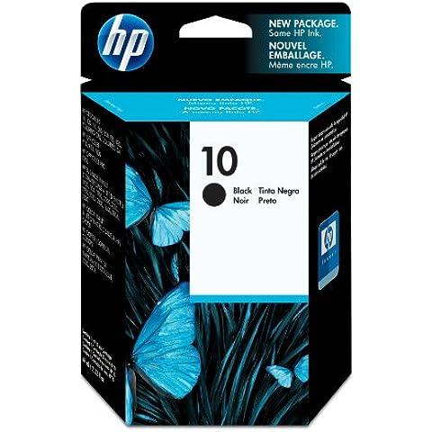 HP C4844A - Cartucho original Nº10, negro