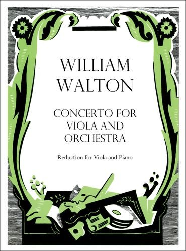 Concerto for Viola and Orchestra: Reduction for Viola and Piano