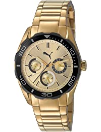 Puma Damen-Armbanduhr Woman Watch Challenger-S Chronograph Quarz PU103192002