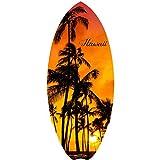 Hawaii Sunset Mini Surfbrett 50,8cm X 8,5