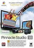 Pinnacle Studio 18 Standard [PC Download]