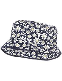 maximo Mädchen Mütze Hut Blumen