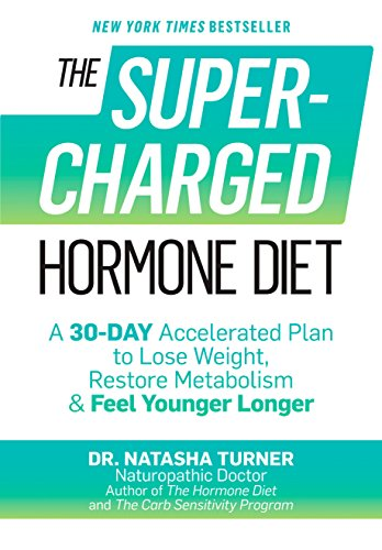 The Supercharged Hormone Diet Cover Image