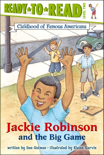 Jackie Robinson and the Big Game (Ready-to-read: Level 2) por Dan Gutman