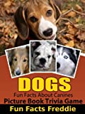 Dog Games For Girls And Boys: Family Activities Book For kids