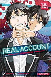 Real Account Edition simple Tome 18