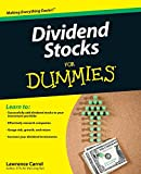 Dividend Stocks FD (For Dummies Series)