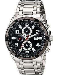 August Steiner Reloj con movimiento cuarzo suizo Man AS8127SSB 46.0 mm