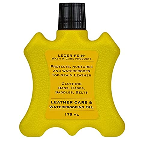 COLOURLOCK Leather Care & Waterproofing Oil 175ml for Leather Jackets,