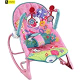 Zest 4 Toyz Multifunctional Vibration Musical Bouncer Swing Rocker Electronic Baby Chair (Multicolour)