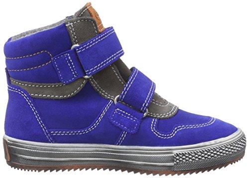 Richter Kinderschuhe Jungen Omero High-Top Blau (cobalt/pebble/mandar  6901)