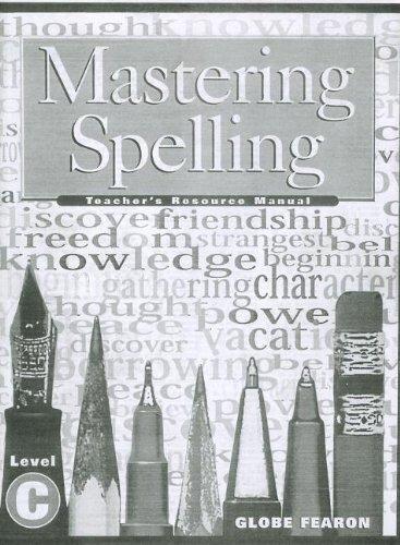2000c-serie (Mastering Spelling Level C TM 2000c (Mastering Spelling Series))