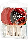 Dunlop G-Force Match 4 Giocatori Racchetta Da Ping Pong-Set