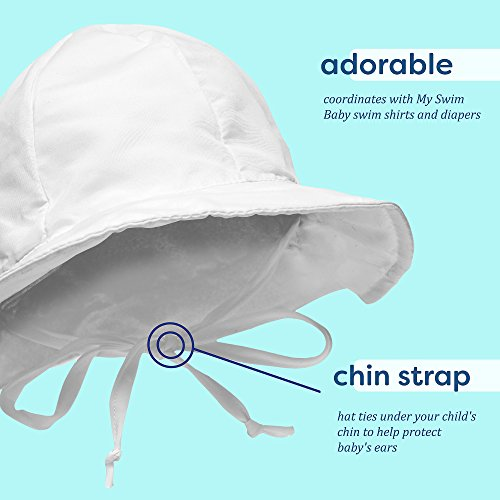 7% OFF on My Swim Baby Sun Hat on Amazon  c739d464920