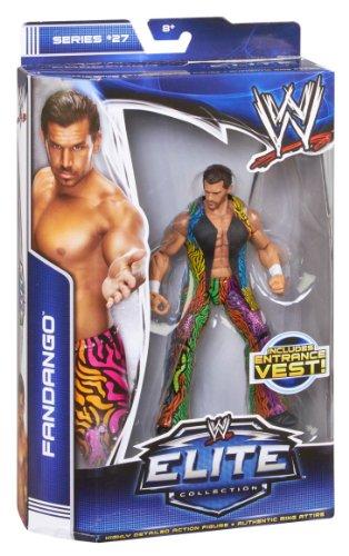 Mattel WWE Elite Collection Series #27 Fandango Action Figure
