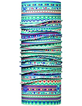 Buff Handicraft Tubular de Cuello, Niñas, Azul (Turquoise), Talla Única